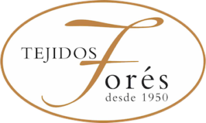 Logo Tejidos Forés SL