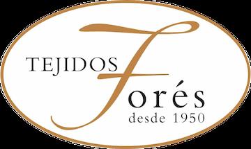 Tejidos Forés – Fabricantes Logo